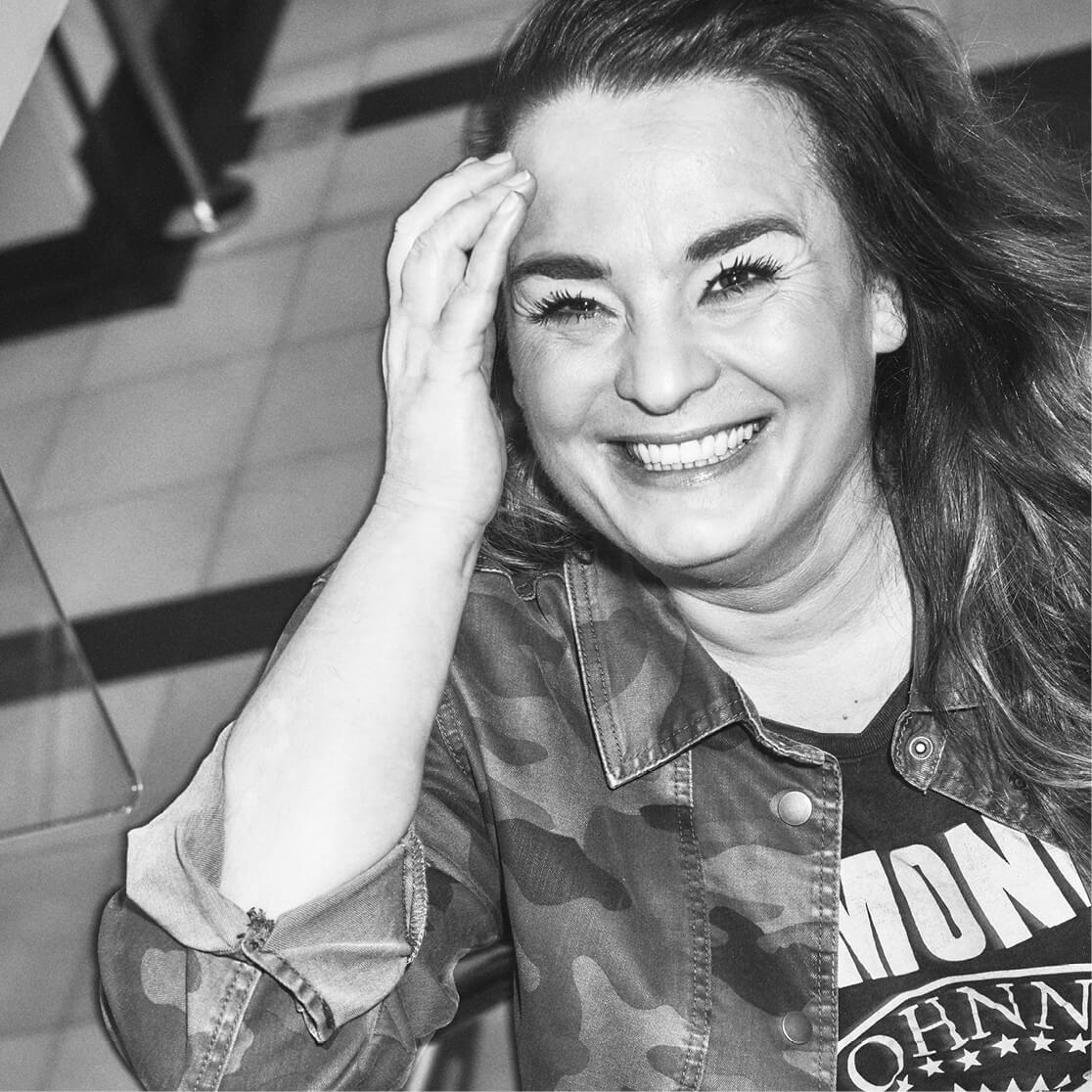 Joanna Jędrejek